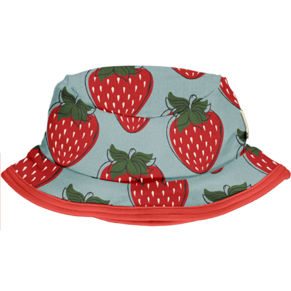 Maxomorra Strawberry Sun Hat SS20